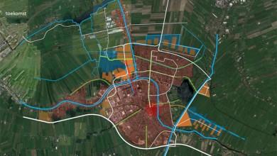 Rapport Kuiper: benut diverse stadsranden, Gnephoek deels behouden
